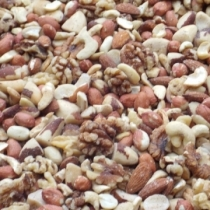 Nuts treats small quantity - Click here to view and order this product