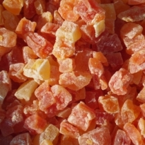 Diced Papaya - Click here to view and order this product