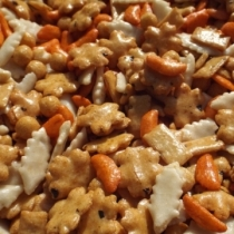 Rice And Sesame Crunch Treats - Click here to view and order this product