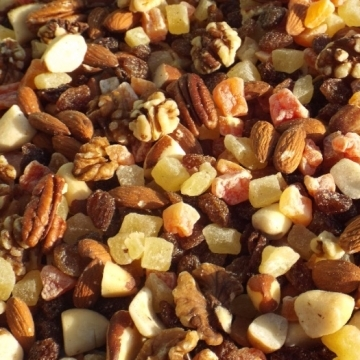 Fruit and Nut Treats